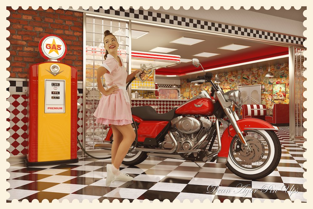 017 pinup photography