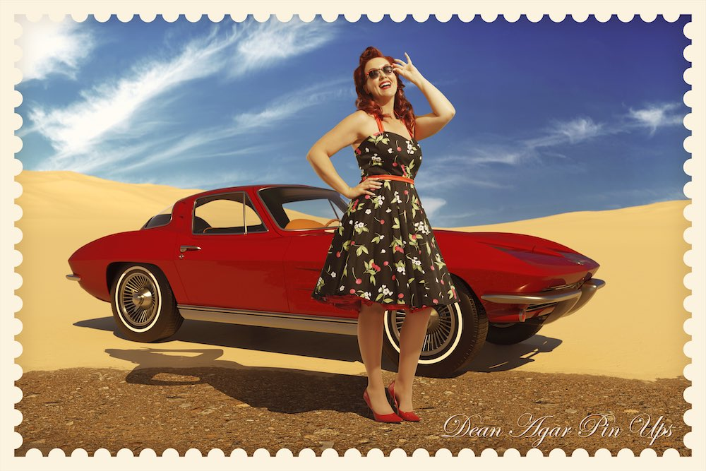 037 pinup photography