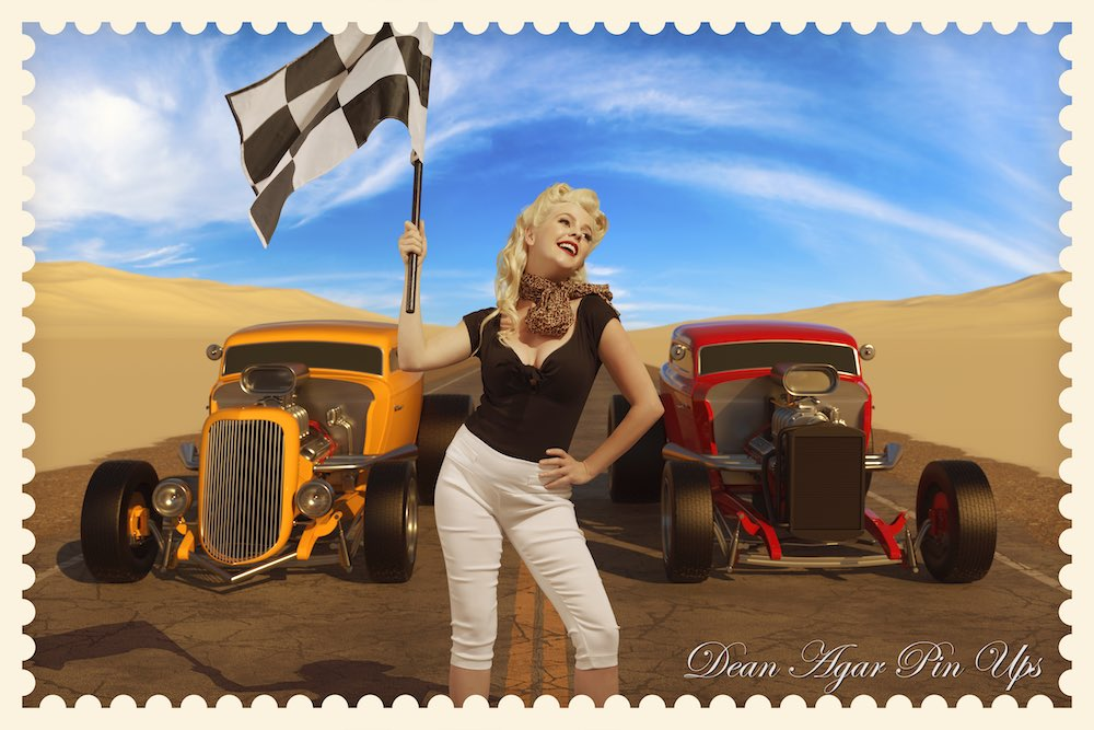 039 pinup photography