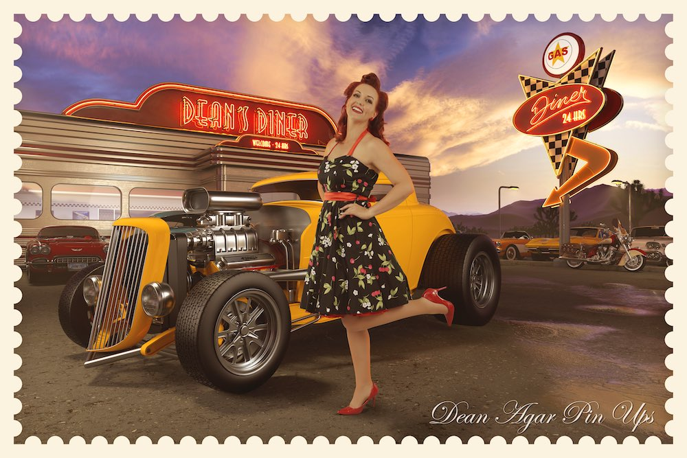046 pinup photography
