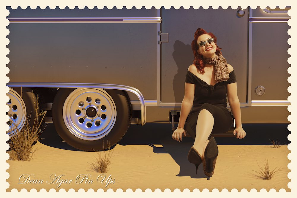 053 pinup photography